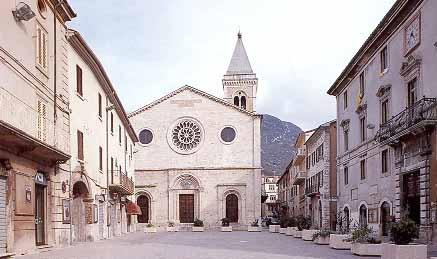 Galdo Tadino (PG). San Benedetto