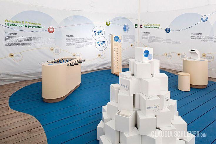 Claudia Schleyer Interaktive Exponate | Interactive Exhibits | The Treasure of the Islets of Langerhans