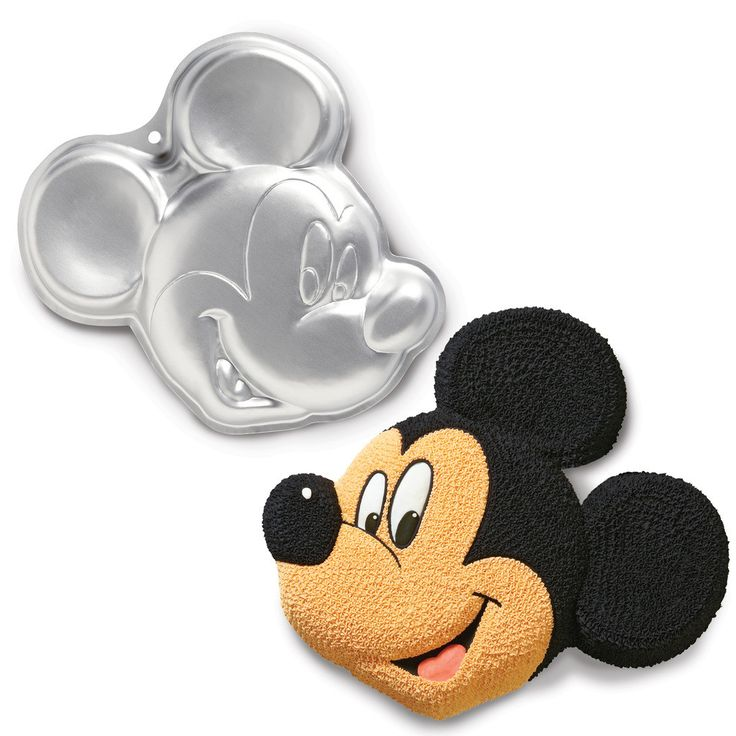 Mickey Mouse Cake Pan Full Body
