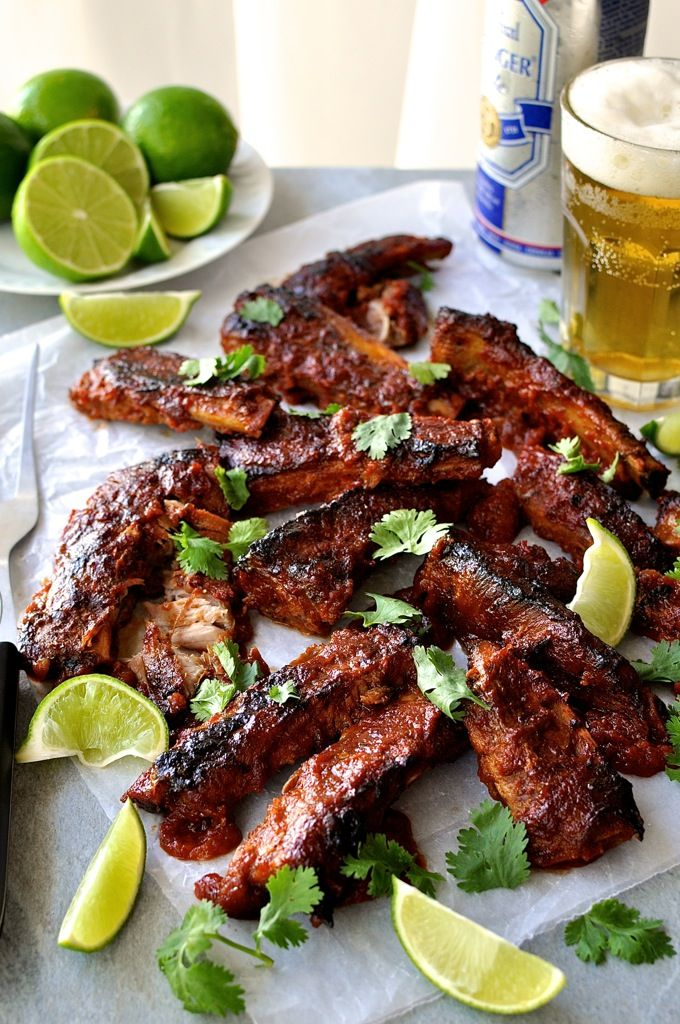 How to cook pork ribs in the oven fast australia