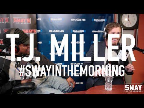 SwaysUniverse: T.J. Miller Calls Ryan Reynolds Distractingly Handsome + Speaks on Stephen Colbert Interview