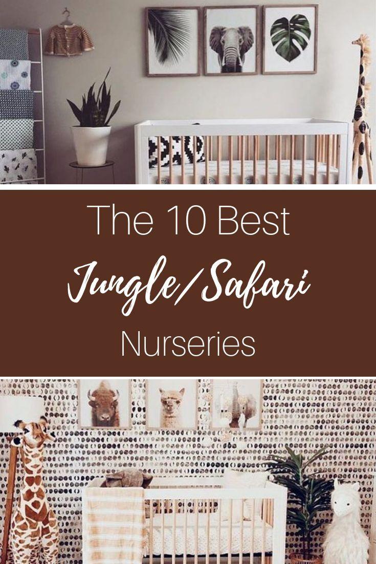 The 10 Best Jungle Safari Themed Nurseries Alphadorable