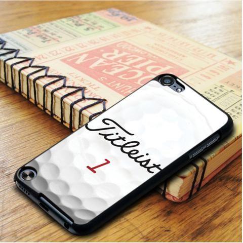 Titleist Tour Golf Balls iPod 5 Touch Case