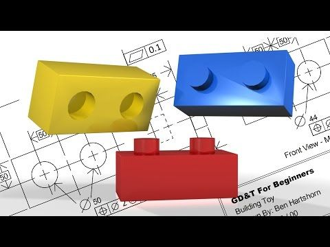 Beginners Geometric Dimensioning and Tolerancing (GD&T) - YouTube