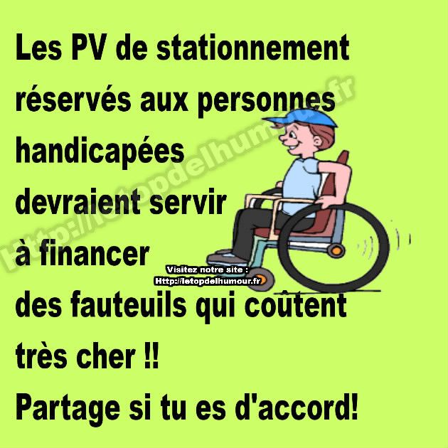 Les PV de stationnement