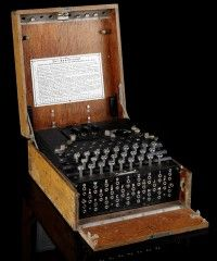 1941 Enigma machine - Turing