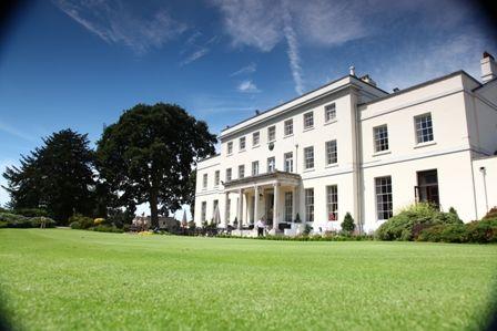 Grand Georgian building  http://exetergcc.co.uk/join/history