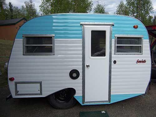 1970 13 Gaucho Rebuild Camper Scotty Camper Camper