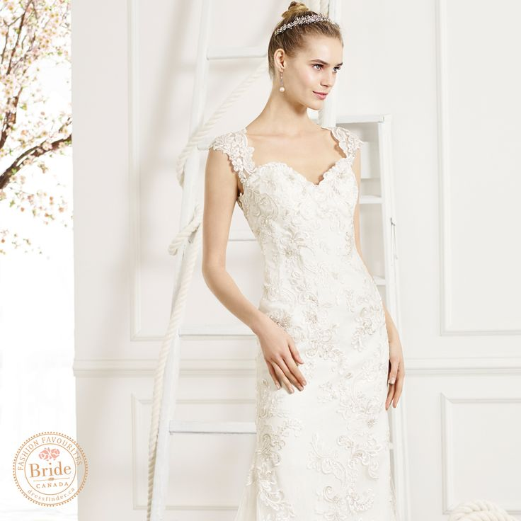 Jubilee gown from Beloved by Casablanca collection, as seen on dressfinder.ca