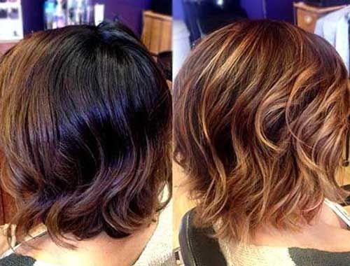 15 Short Layered Haircuts for Wavy Hair - Love this Hair