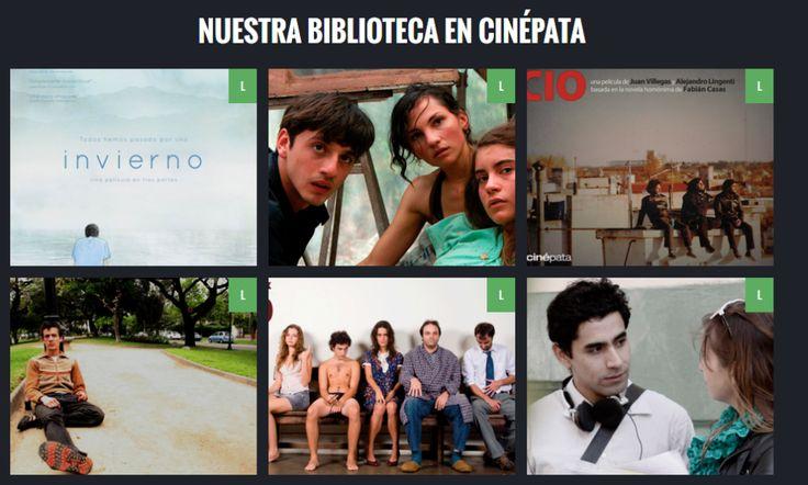 Cinépata es un archivo de cine online que pone a nuestro alcance el mundo del cine latinoamericano independiente en línea de manera gratuita y legal.