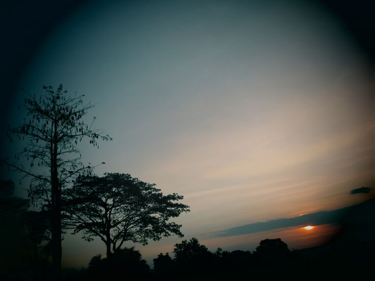 a mystical evening at Keraton Ratu Boko, Jogyakarta - Indonesia, 080813