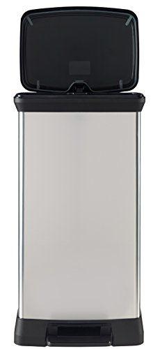 poubelle de cuisine 50 litres