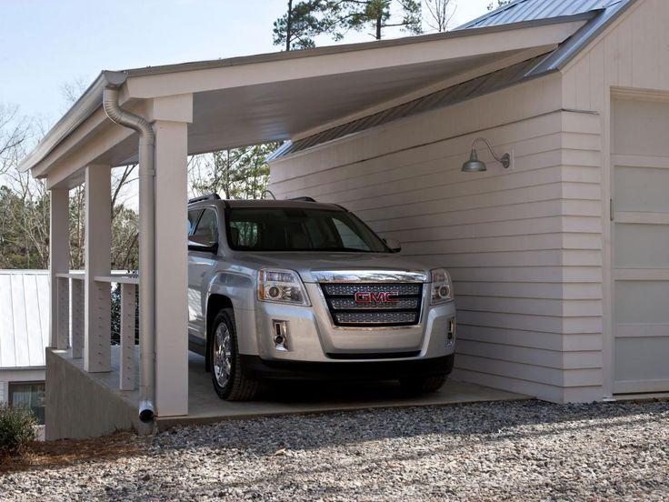 Best 25 carport designs ideas on pinterest carport for Attached carport ideas