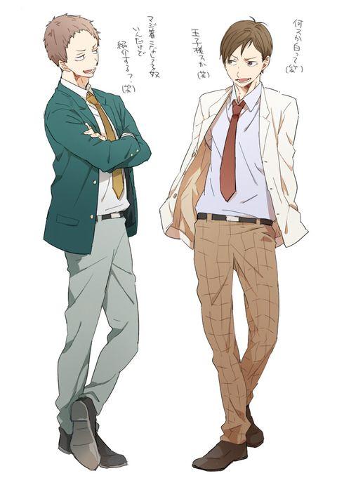 「制服⇆交換」/「ゆこ」の漫画 [pixiv]
