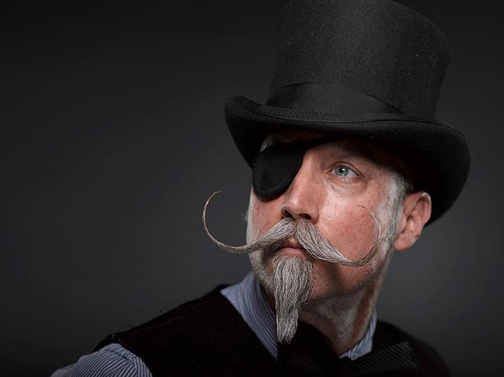 Wacko pics from the National Beard and Mustache Championships - http://www.thevintagenews.com/2015/04/03/wacko-pics-from-the-national-beard-and-mustache-championships/
