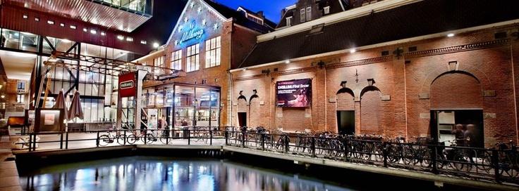 Melkweg #amsterdam #goingout #accorcityguide The nearest Accor hotel : Mercure Hotel Arthur Frommer