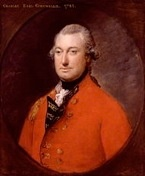 Lord Cornwallis, the 2nd Governor General of India whose testimony defended Hasting's actions