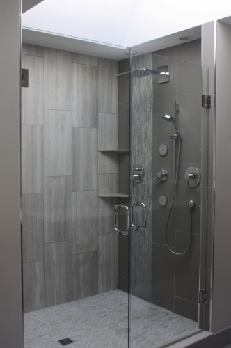 1000 Images About Shower Remodeling On Pinterest Pebble Floor Shower Tiles And Travertine