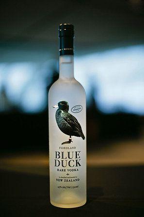 Blue Duck Vodka