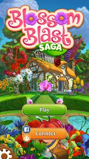 [FREE ANDROID GAME] Blossom Blast Saga: New Match iii Game past times King.com - The Maker of Candy Crush Saga