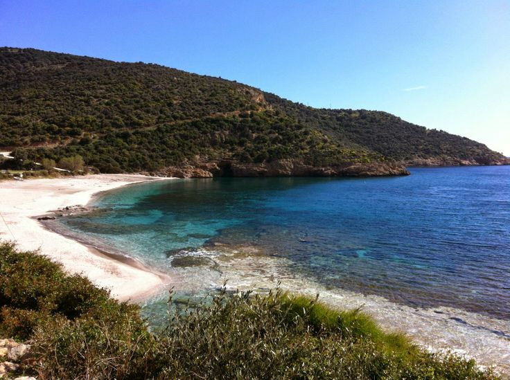 Postcards from Easter spent in Mesohoria, Evias, Greece! Just stunning! The Living Well in Retirement Challenge