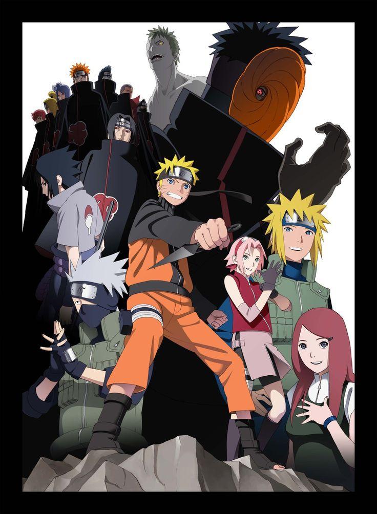 Road To Ninja Naruto The Movie by Phet Van Burton Anime
