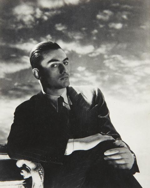 Luchino Visconti, born 105 years ago today, photographed by Horst ( thanks to Christopher Schout)