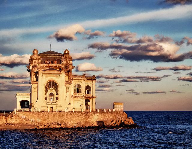 Constanta, Romania has to be one of my favorite places on earth. The Black Sea is stunning.
