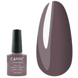 Гель-лак Canni №170 - бледно-сливовый, 7,3 мл. Баночка у каждого гель-лака Canni особенная, потому что окрашена в соответствующий цвет и имеет удобную кисточку. Гель-лак легко наносится, имеет плотную текстуру и не растекается, а также, безвреден для ногтей за счет экологически чистых материалов.  #canni #gellak #shellac #маникюр #ногти #шеллак #гельлак #manicure #gellak #shellac