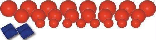 Foam Ball Pack - Coated High Density High Bounce