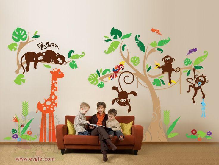 Best 25+ Wall Stickers For Nursery Ideas On Pinterest | Star Wall, Nursery  Wall Stickers And Wall Decals For Nursery Part 89