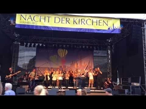 Nacht der Kirchen - Night of the Churches Hamburg - YouTube