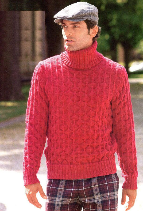 Sweater turtleneck men hand knitted made to order crewneck sweater cardigan pullover men clothing handmade men's knitting aran cabled by BANDofTAILORS on Etsy https://www.etsy.com/nz/listing/234064731/sweater-turtleneck-men-hand-knitted-made