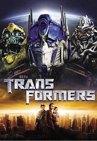 Transformers (2007) (Ws Dub Sub Ac3 Dol Ocrd)  DVD Shia Labeouf, Bernie Mac, Jos