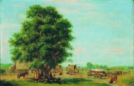 La pintura de Prilidiano Pueyrredon :: subdivx