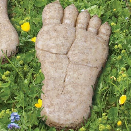 BIGFOOT STEPPING STONE RIGHT FOOT Products I Love
