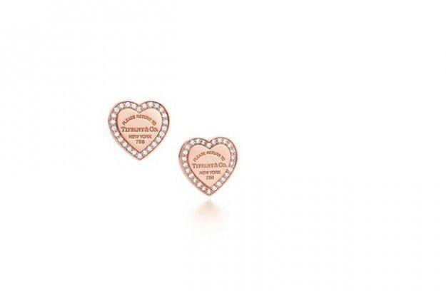 Orecchini Tiffany - Return to Tiffany in Rubedo e diamanti