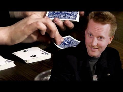 Insanely Easy Card Trick- Trick Friends Even When You're DRUNK!