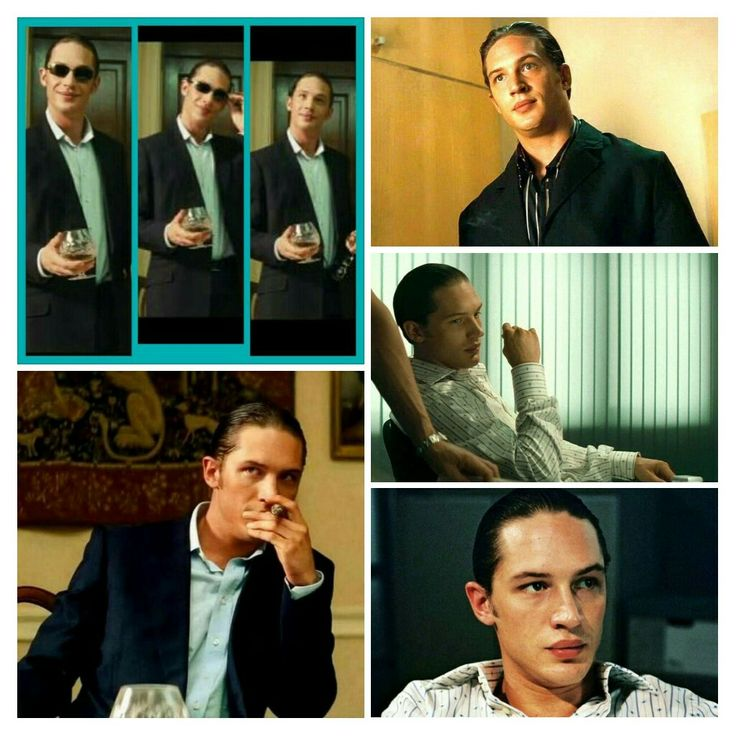 Tom Hardy in Layer Cake