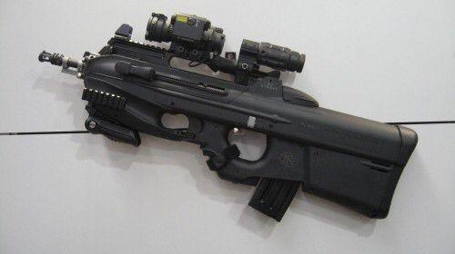 7. F2000 Assault Rifle