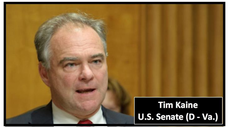 Washington Post Won't Tag Tim Kaine's Smear in Opposing Gorsuch As False