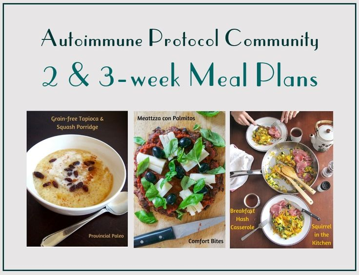 Let's celebrate the NEW new year: September 1st~! ...with a free Autoimmune Protocol (AIP) meal plan from the AIP Bloggers Community. This free download contains 92 easy fall & winter recipes f...