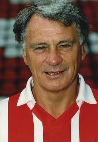 Sir Bobby Robson, trainer-coach PSV 1990-1991 & 1991-1192