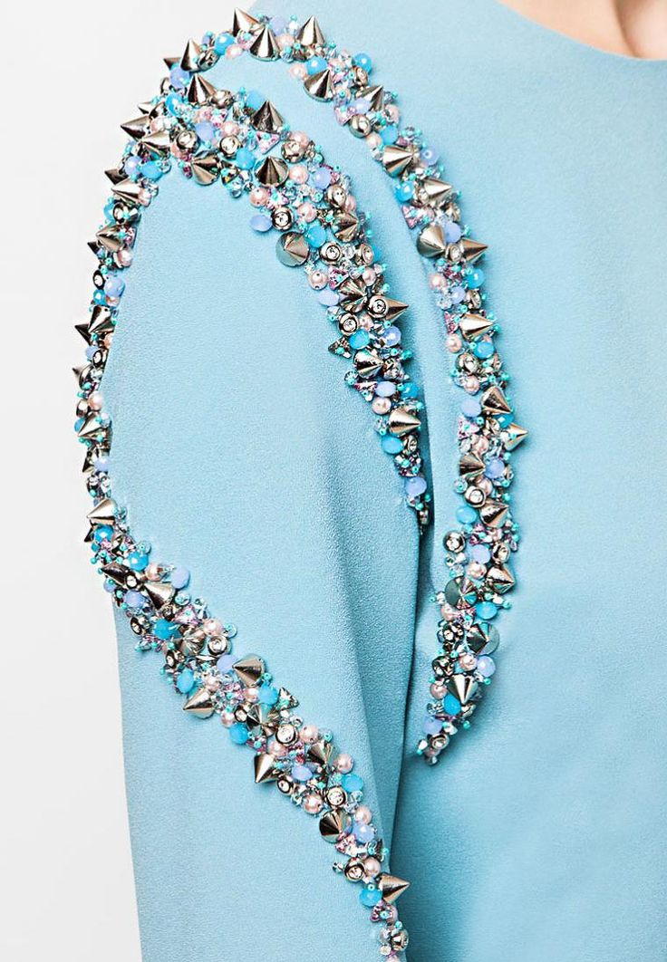 Best ideas about sequin embroidery on pinterest