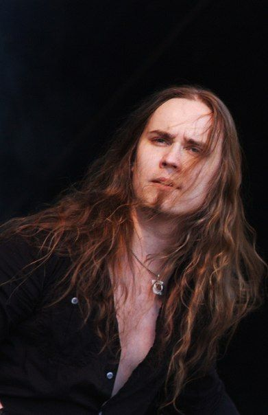 gorgeous and very talented heavy metal singer J.Ahola from FInland