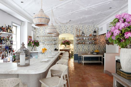 """11 Fashion Editor-Approved Spots To Hit During NYFW #refinery29  http://www.refinery29.com/2014/09/73964/new-york-fashion-week-2014-guide#slide-1  The Trendy Eatery: Claudette Located just north of Washington Square Park, recently-opened Provençal eatery Claudette is the latest in NYC """"it"""" cuisine spots. Created by Carlos Suarez and Mark Barak (of Bobo and Rosemary's fame), the warm and inviting atmosphere offers an equally delectable menu of fresh garden vegetables and seafood: Think…"""