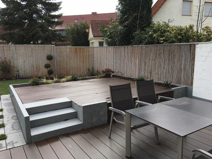 Natur und betonsteinarbeiten schaffen flair eine for Gartengestaltung janzen