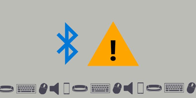 How To Troubleshoot Bluetooth Problems On Windows 10
