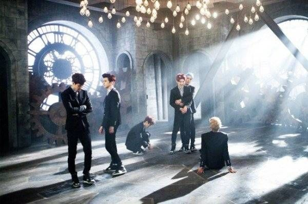 VIXX releases a BTS photo to tease for their impending comeback